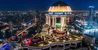 Tower Club At Lebua - Bangkok - Vista del exterior