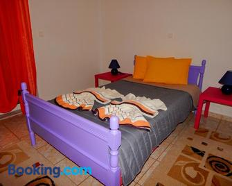 Small country apartment in Tripoli - Tripoli - Schlafzimmer