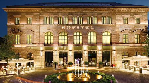慕尼黑巴亞普斯特索菲特酒店 - 慕尼黑 - 建築