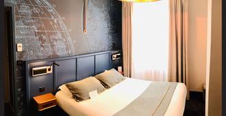 Best Western Hotel Graslin - Nantes - Schlafzimmer