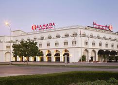 Ramada by Wyndham Qurum Beach - Muscat - Building