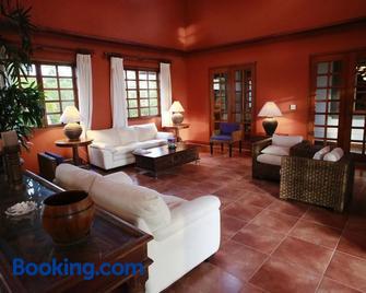 Palm Coast Luxury Rentals - Esterillos Este - Living room
