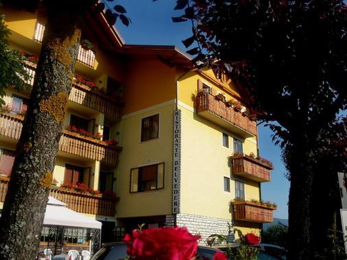 Hotel Ristorante Belvedere - Cesuna - Building
