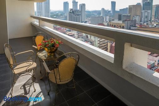 The 5 Elements Hotel - Kuala Lumpur - Balcony