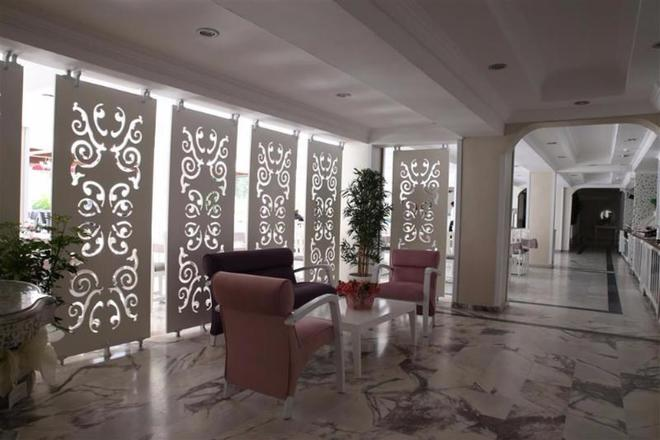 哈里席飯店 - 帕莫卡萊 - 大廳