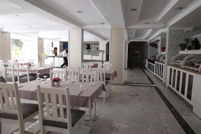 哈里席飯店 - 帕莫卡萊 - 餐廳