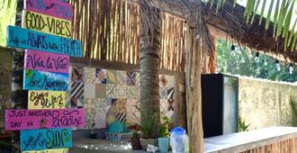 Hostal La Malinche - Hostel - Tulum - Outdoors view