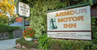 Armour Motor Inn - Beechworth - Näkymät ulkona