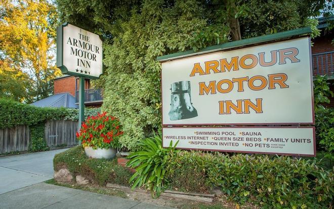 Armour Motor Inn - Beechworth - Vista del exterior