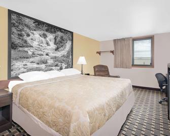 Super 8 by Wyndham Watertown - Watertown - Bedroom