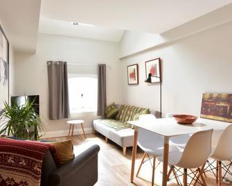 The Maltings - Canterbury - Sala de estar