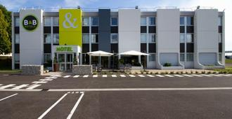 B&B Hotel Beaune Sud (1) Palais Des Congrès - Beaune - Edificio