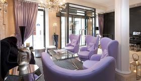 Hotel des Ducs d'Anjou - París - Recepción
