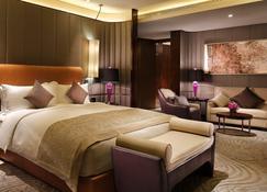Intercontinental Changsha, An IHG Hotel - Changsha - Slaapkamer