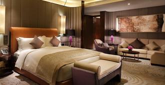 Intercontinental Changsha, An IHG Hotel - צ'נגשה - חדר שינה