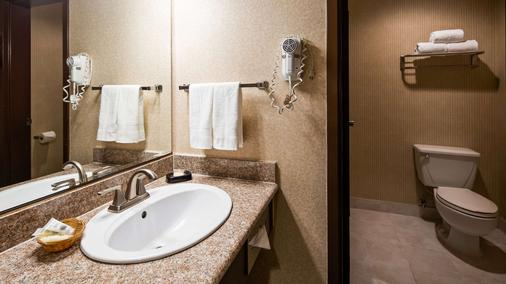 SureStay Plus Hotel by Best Western Reno Airport - Reno - Phòng tắm