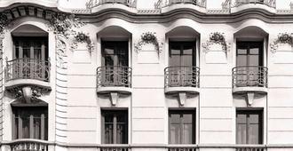 Hôtel Mercure Lyon Centre Brotteaux - Lyon - Edificio