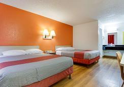 南史卡茲戴爾 6 號汽車旅館 - 天普 - 坦佩 - 臥室