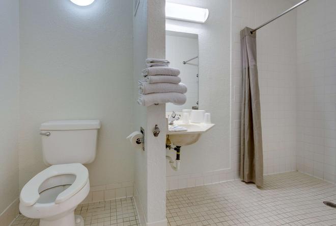 南史卡茲戴爾 6 號汽車旅館 - 天普 - 坦佩 - 浴室