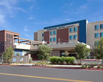 SpringHill Suites by Marriott Huntington Beach Orange County - Huntington Beach - Building