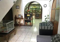 Hotel MI Casa Guatemala - Guatemala City - Lobby