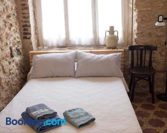 La Costereta Rustic House - Tortosa - Bedroom
