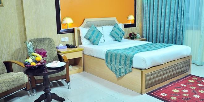 Bowshar International Hotel - Muscat - Bedroom