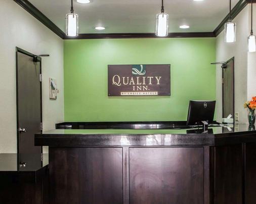 Quality Inn Forsyth - Forsyth - Recepción