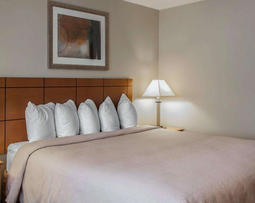 Quality Inn Forsyth - Forsyth - Habitación