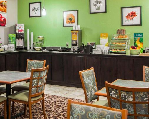 Quality Inn Forsyth - Forsyth - Bufé