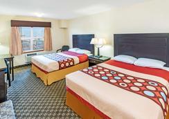 卡爾加里機場速 8 酒店 - 卡加立 - 卡加利 - 臥室