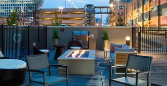 Residence Inn by Marriott Tulsa Downtown - Tulsa - Balcony