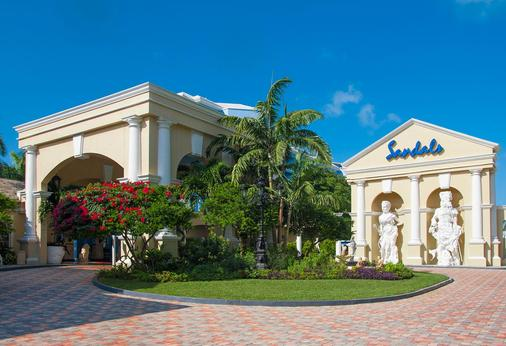 Sandals Royal Bahamian - Couples Only - Nassau - Building