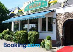 Hotel Restaurant Balkan - Trier - Toà nhà