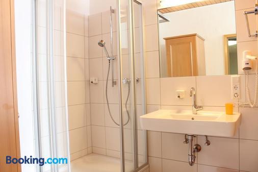 Adler Post - Titisee-Neustadt - Bathroom