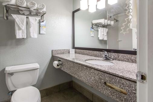 Quality Inn Downtown Historic District - Mobile - Bathroom