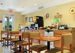 Microtel Inn & Suites by Wyndham Huntsville - Huntsville - Nhà hàng