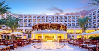 Hawaii Le Jardin Aqua Resort - Families and Couples Only - El Gouna - Building