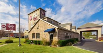 Best Western Plus Tulsa Inn & Suites - Tulsa - Building