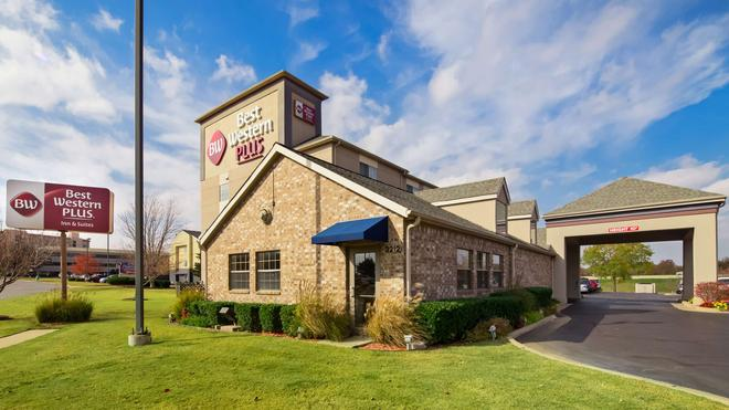 Best Western Plus Tulsa Inn & Suites - Tulsa - Building