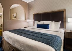 Best Western Plus Tulsa Inn & Suites - Tulsa - Makuuhuone