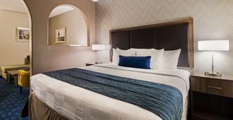 Best Western Plus Tulsa Inn & Suites - Tulsa - Habitación