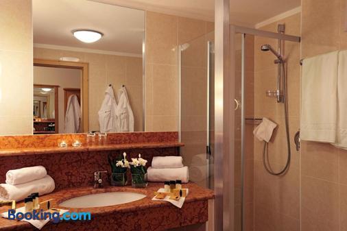 Ganischgerhof - Mountain Resort & Spa - Nova Ponente - Bathroom