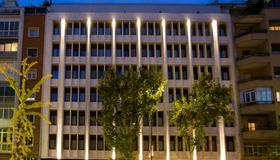 NH Príncipe de Vergara - Madrid - Edificio