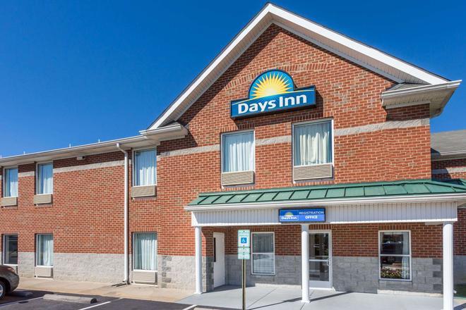 Days Inn by Wyndham, Glen Allen - Glen Allen - Κτίριο