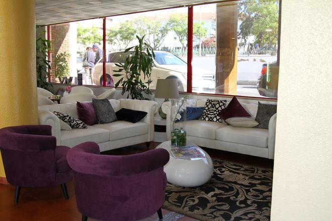 Best Western Hotel Dom Bernardo - Faro - Lobby