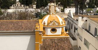 Best Western Hotel Dom Bernardo - Faro - Vista externa