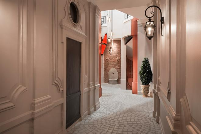 Maison Albar Hotels Le Diamond - Pariisi - Vastaanotto