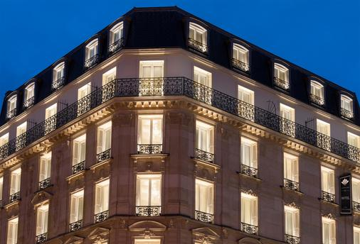 Maison Albar Hotel Opera Diamond, BW Premier Collection - Paris - Building