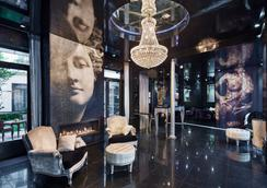 Maison Albar Hotel Opera Diamond, BW Premier Collection - Paris - Lobby